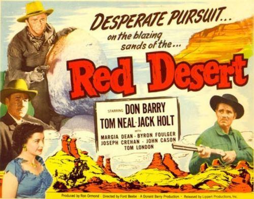 red desert HS