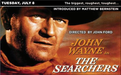 Searchers screenng 1