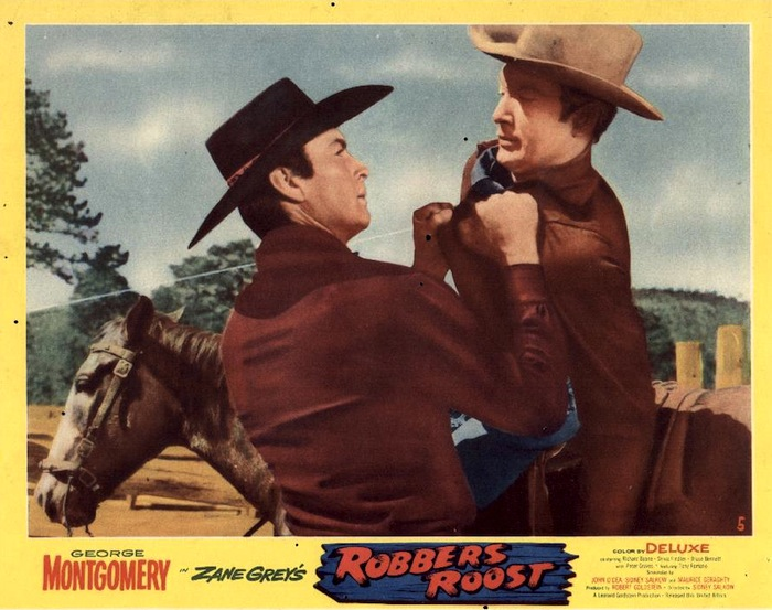 george montgomery western movies